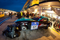 #17 Vita4one Racing Team BMW Z4 GT3: Mathias Lauda, Frank Kechele, Pedro Lamy, Ricardo van der Ende