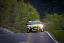 #112 pro Handicap e.V. Audi TT S: Wolfgang Müller, Rudolph Oliver, Aditya Kamlesh Patel