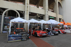 The ROC Stock Cars