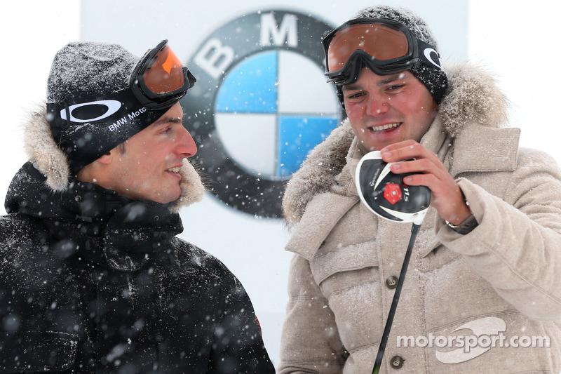Бруно Сперглер. Соревнования BMW xDrive Mountain Challenge: Каймер против Спенглера, особое событие.