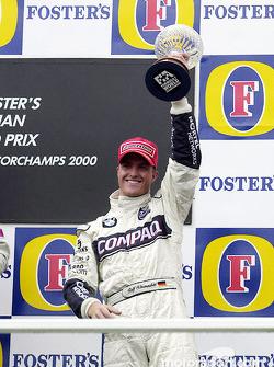 Podium : le troisième Ralf Schumacher