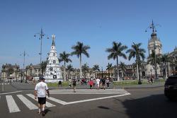 Lima, Peru atmosphere
