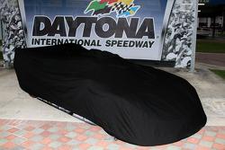 The unveiling of the Wayne Taylor Racing Corvette Dallara