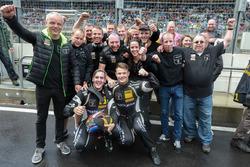 #6 HB Racing WDS Bau, Florian Spengler, Christopher Zanella