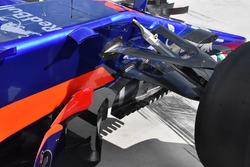 Scuderia Toro Rosso STR12 side detail