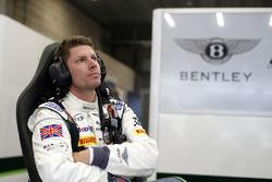#7 Bentley Team M-Sport Bentley Continental GT3: Guy Smith