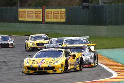 #50 AF Corse Spirit Of Race Ferrari 488 GT3: Пазін Латурас, Мікеле Руголо, Алессандро П'єргвіді