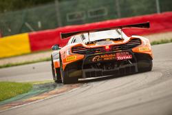 #59 Strakka Racing McLaren 650 S GT3: Andrew Watson, Jazeman Jaafar, Pieter Schothorst