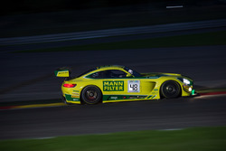 #48 MANN-FILTER Team HTP Motorsport Mercedes-AMG GT3: Kenneth Heyer, Indy Dontje, Patrick Assenheimer