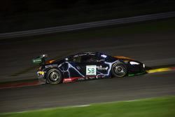 #58 Strakka Racing McLaren 650 S GT3: Come Ledogar, Rob Bell, Ben Barnicoat