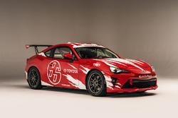 Presentasi TMG Toyota 86 Cup Car PWC