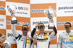 Podium: 2. #17 KÜS TEAM75 Bernhard, Porsche 911 GT3 R: Mathieu Jaminet, Michael Ammermüller