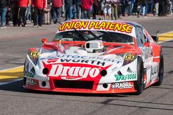 Sergio Alaux, Pablo Costanzo, Waldemar Coronas, Donto Racing Chevrolet