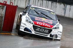 Тімі Хансен, Team Peugeot Hansen