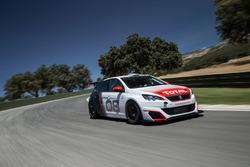 Essai de la Peugeot 308 Racing Cup
