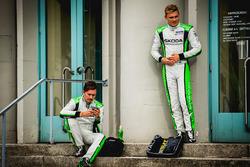 Понтус Тидеманд и Йонас Андерссон, Škoda Motorsport