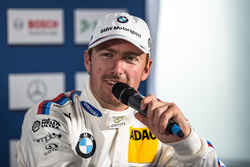 Third place Maxime Martin, BMW Team RBM, BMW M4 DTM
