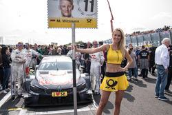 Grid kızı, Marco Wittmann, BMW Team RMG, BMW M4 DTM