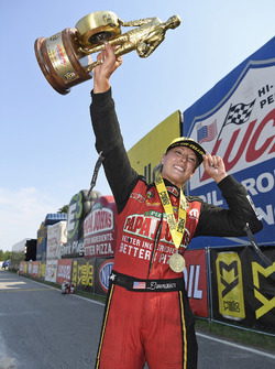 Top Fuel galibi Leah Pritchett