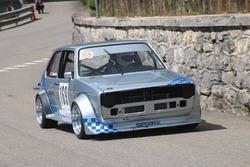 Sylvain Chariatte, VW Golf 1600, Ecurie des Ordons