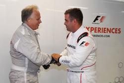 F1-Doppelsitzer: Gene Haas, Zsolt Baumgartner