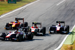 Robert Visoiu, Campos Racing  y Santino Ferrucci, Trident
