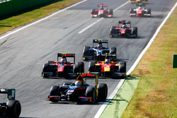 Roberto Merhi, Rapax, Alexander Albon, ART Grand Prix, Gustav Malja, Racing Engineering