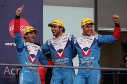 1. LMP2: #31 Vaillante Rebellion Racing Oreca 07 Gibson: Julien Canal, Bruno Senna, Nicolas Prost