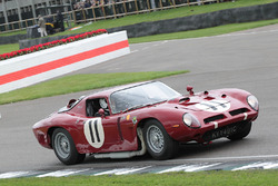 1966 Bizzarrini 5300GT, Andrew Hall - Jamie McIntyre
