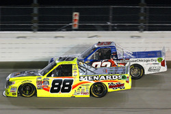 Matt Crafton, ThorSport Racing Toyota, Camden Murphy, Chevrolet