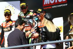 Podium : Marco Melandri, Ducati Team