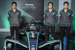 Мітч Еванс, Нельсон Піке-мол.,  Jaguar Racing