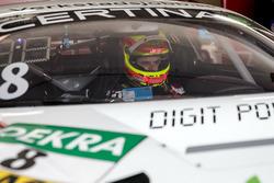#8 Audi Sport racing academy, Audi R8 LMS: Pierre Kaffer