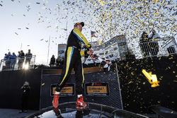 Il vincitore della gara Al Carter, Automatic Racing