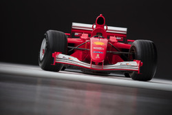 Ferrari F2001 at Sotheby's New York