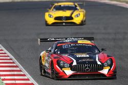 #89 Akka ASP Mercedes AMG GT3: Людовік Баде, Даніеле Перфетті, Ніко Бастіан