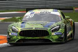 #20 SPS Automotive Performance Mercedes AMG GT3: Valentin Pierburg, Tom Onslow-Cole