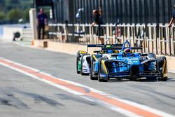 Sébastien Buemi, Renault e.Dams, Lucas di Grassi, Audi Sport ABT Schaeffler