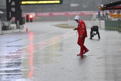 Старший инженер Ferrari Джок Клиа