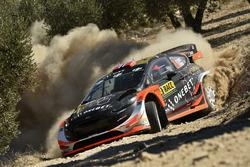 Мадс Остберг и Торстейн Эриксен, Ford Fiesta WRC, M-Sport