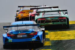 #29 Montaplast by Land-Motorsport Audi R8 LMS GT3: Коннор де Філліппі, Крістофер Міс, Шелдон ван дер Лінде