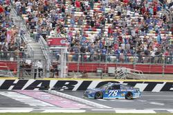 Martin Truex Jr., Furniture Row Racing Toyota takes the win