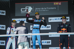 Алессио Лоранди, Jenzer Motorsport, Дориан Бокколаччи, Trident, и Нико Кари, Arden International