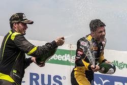 Esteban Gini, Alifraco Sport Chevrolet, Emiliano Spataro, Renault Sport Torino