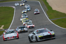 Rahel Frey, Christopher Haase, Car Collection Motorsport, Audi R8 LMS GT4