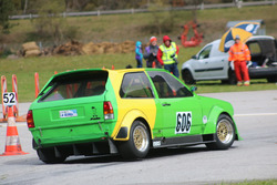 Martin Bürki, VW Polo MB, MB Motorsport, Essais
