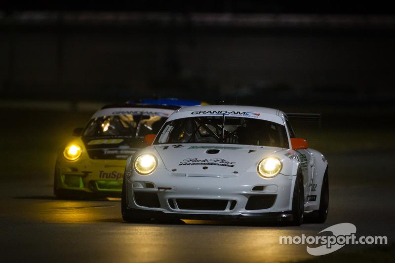 #72 Park Place Motorsports Porsche GT3: Chuck Cole, Grant Phipps, Mike Vess, Alex Whitman, Jean-Fran
