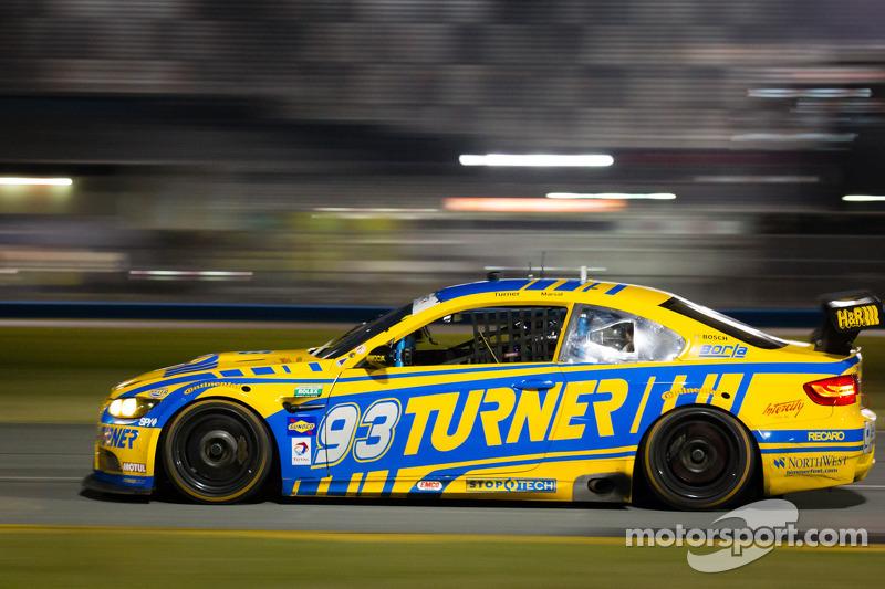 #93 Turner Motorsport BMW M3: Will Turner, Michael Marsal
