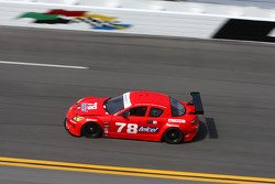#78 Racers Edge Motorsports Under Armour Mazda RX-8: Rudy Camarillo, Martin Fuentes, Carlos Peralta, Ricardo Perez De Lara