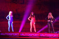 Autosport Angels in de Live Action Arena